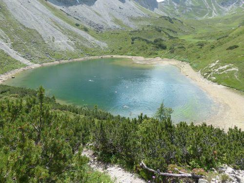 pool lake little lake