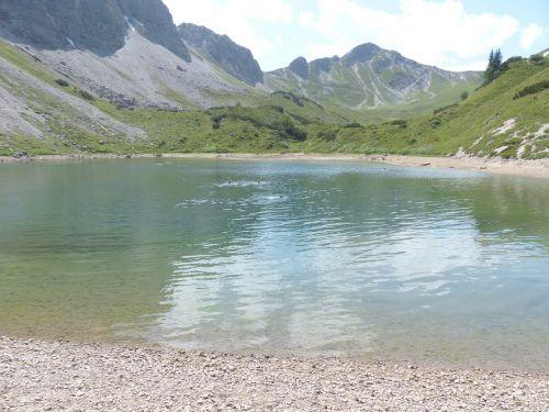 pool lake stone kar tip