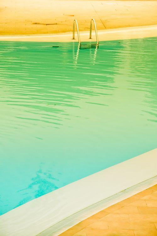 pool colors pastel