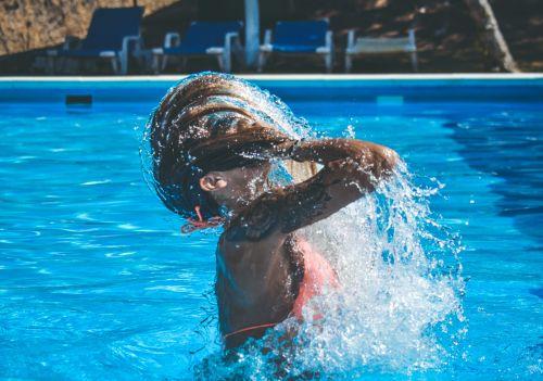 pool water leaking