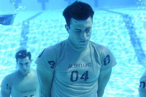 pool water men