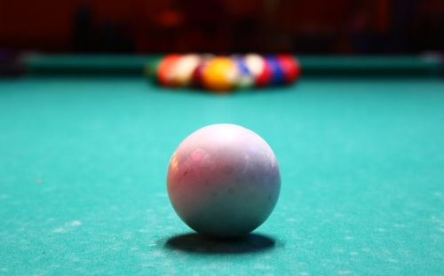 pool billiard ball