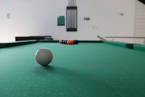 pool table game sport
