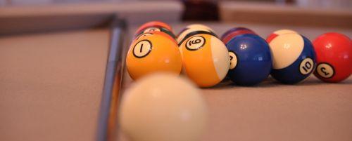 pool table billiard cue