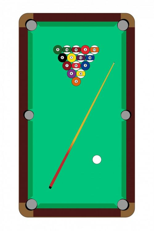pool table pool snooker