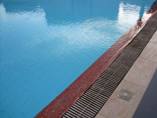 Poolside Paving