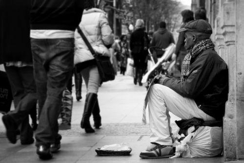 poor beggar ethics