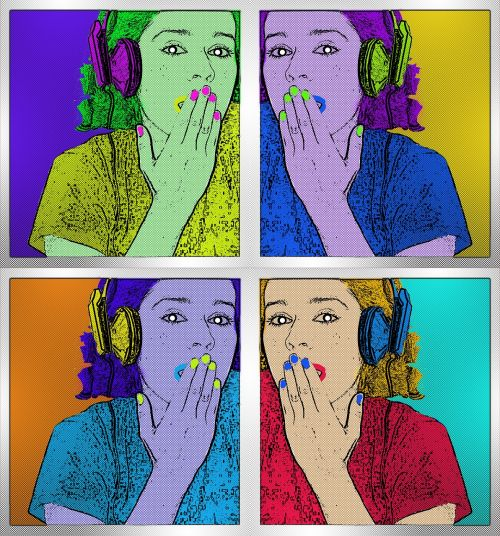 pop art popart andy warhol
