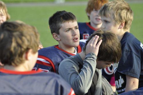 pop warner youth football sports