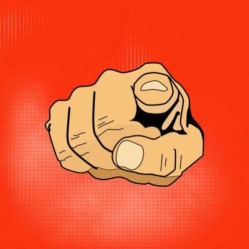 Pop Art Gesture