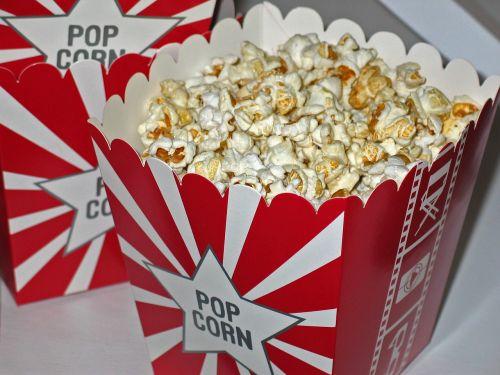 popcorn cinema snack