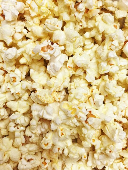 popcorn snack treat