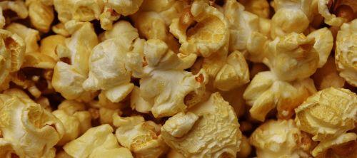 popcorn nibble snacks