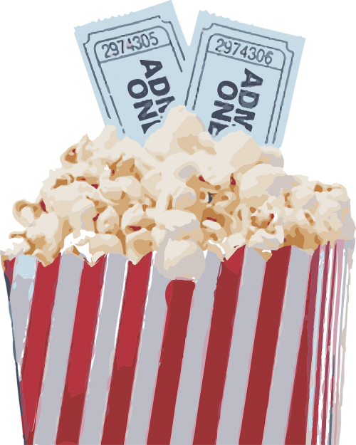 popcorn movie pop