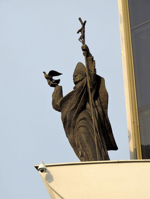 pope pope john paul ii religion