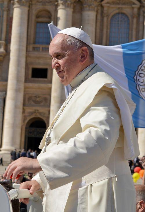 pope francis pope pontiff