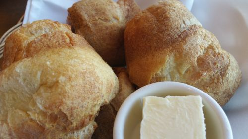 Popovers And Butter