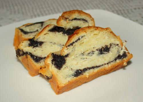 poppy seed cake bread sweets