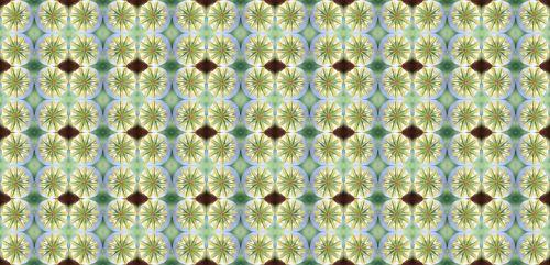 Poppy Seed Pod Pattern