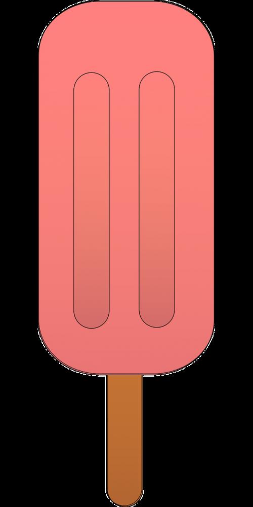 popsicle lollipop strawberry