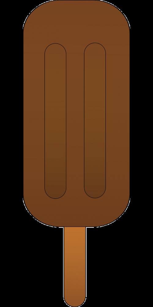 popsicle lollipop chocolate