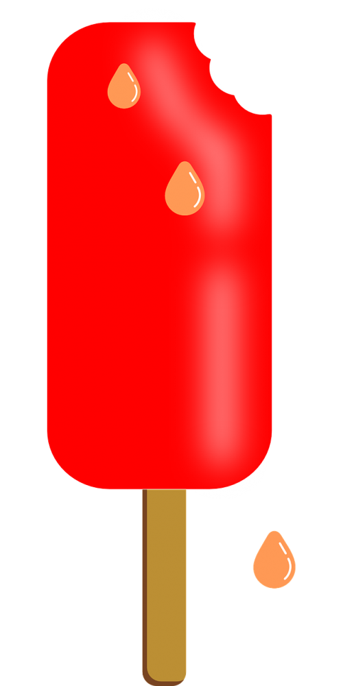popsicle red stick