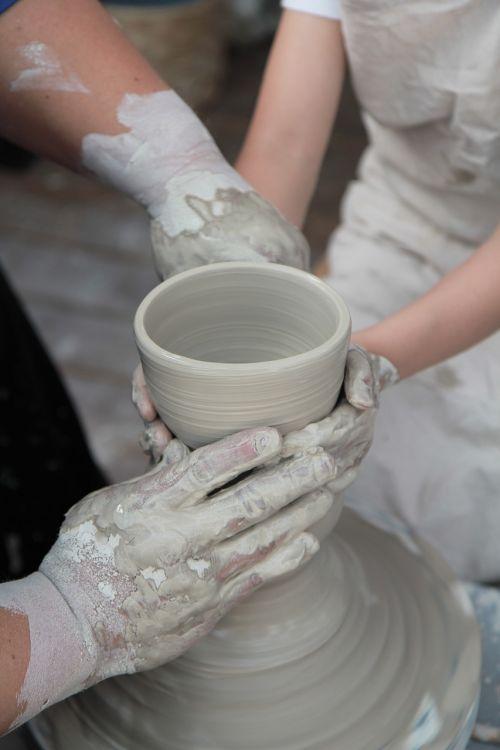 porcelain qualitative hand