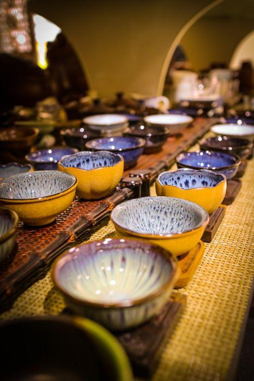 porcelain kombucha tea tea set