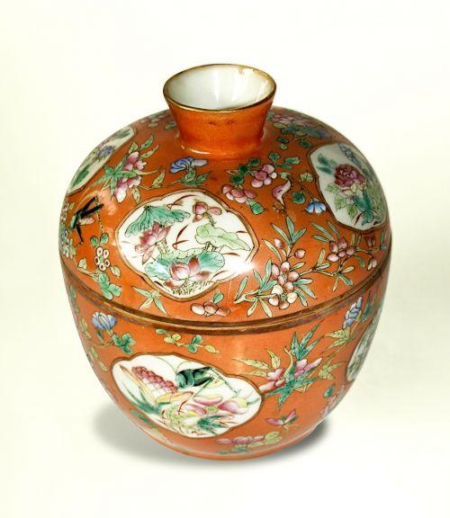 porcelain pot china