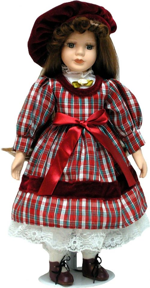 porcelain doll doll toy