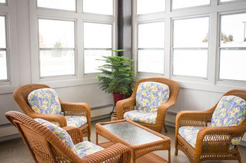 porch chair room