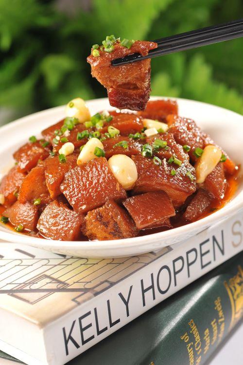 pork chives garlic