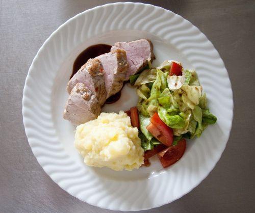 pork tenderloin food court