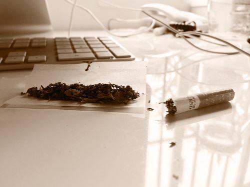 tobacco smoking cigarettes