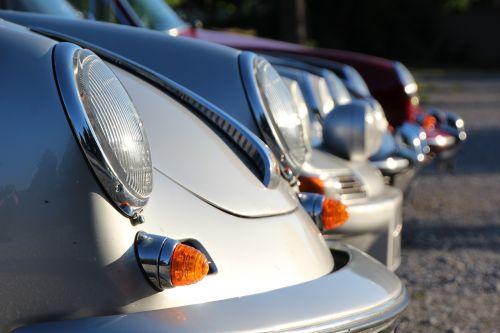 porsche spotlight sports car