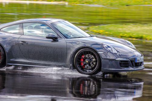 porsche nürburgring drift