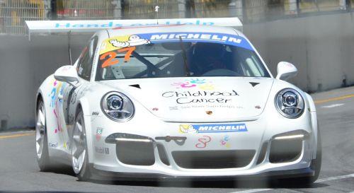 porsche racing car motorsports