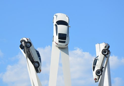 porsche  porsche museum  flying cars