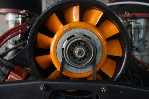 porsche repair workshop air cooled engines
