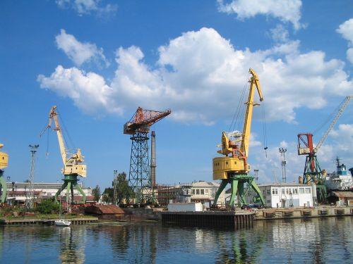 port riga latvia
