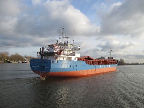 port ship container ship