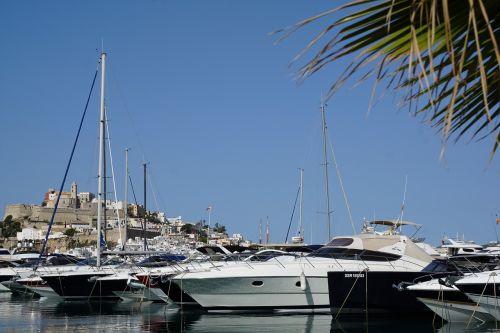 port boats ibiza