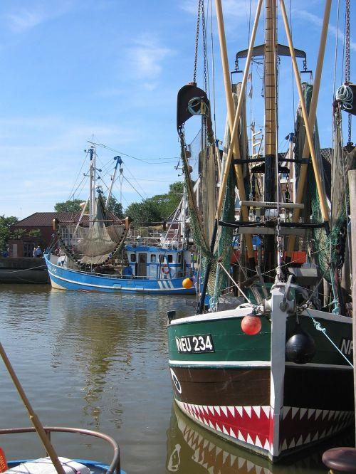 port ships sailing ships