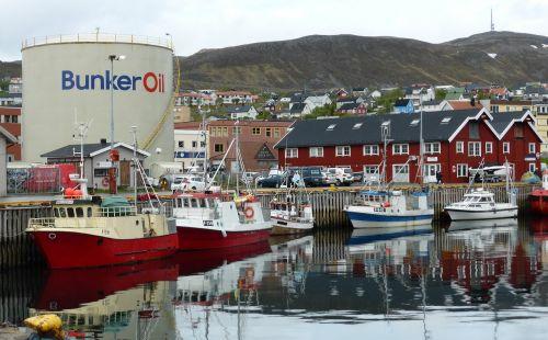 port norway oil