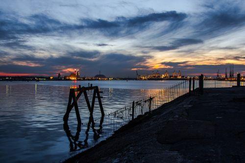 port water southampton