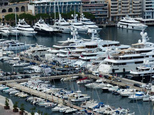 port ships yachts
