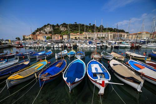port nice france
