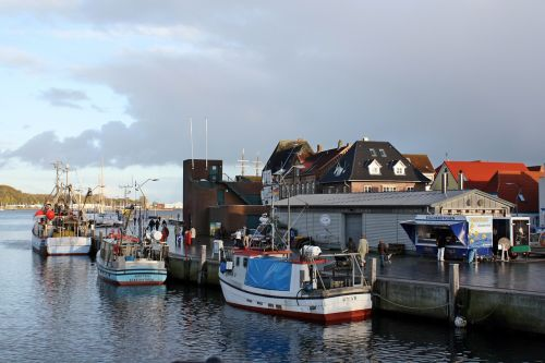port port motifs baltic sea