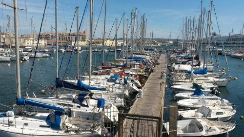 port sète wharf