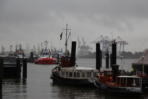 port hamburg hanseatic